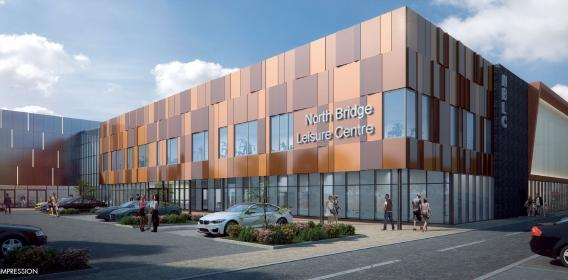 Proposed Halifax Leisure Centre