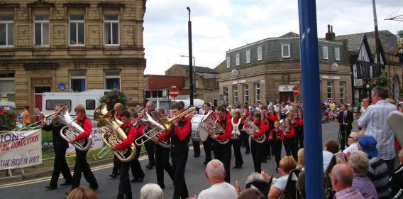 Brighouse town centre