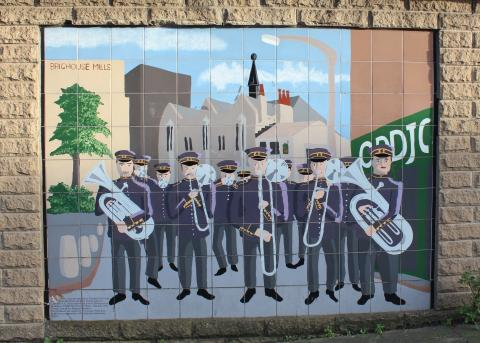 Brighouse mural