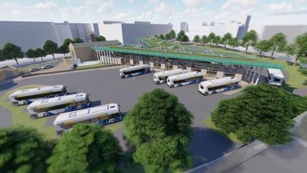 New Halifax Bus Station